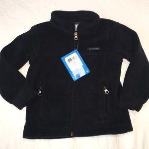 NWT • Columbia Fleece Jacket • 3T